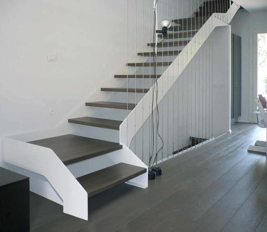 Realizzaziamo scale a giorno in tutta italia - Scale a giorno moderne ...