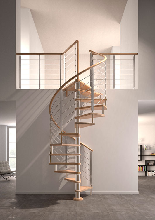Ikea scale a chiocciola af scala a chiocciola per piccoli - Cancelletti per scale a chiocciola ...