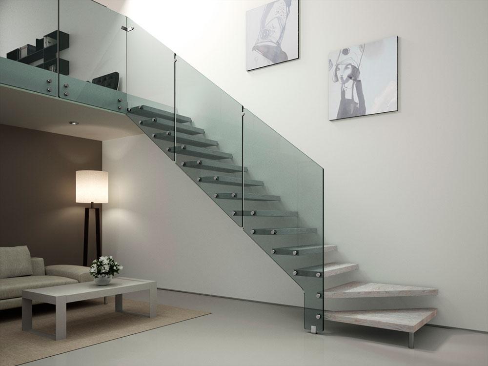 Scale a sbalzo milano da scale milano - Immagini di scale ...