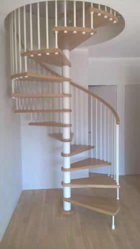 Due scale a chiocciola scale milano - Scale elicoidali verona ...