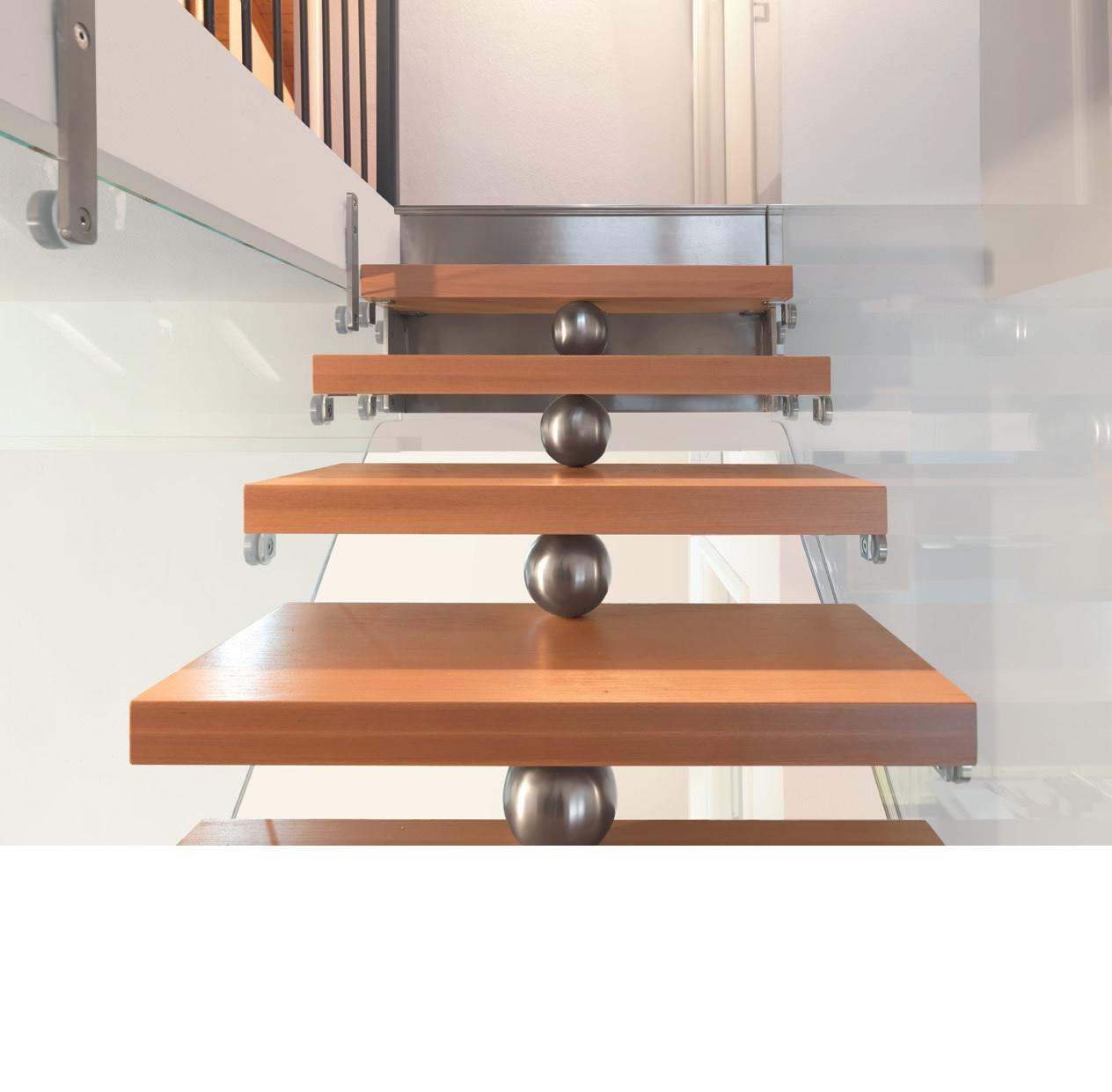 Le nostre nuove scale a sbalzo scale milano for Scale milano