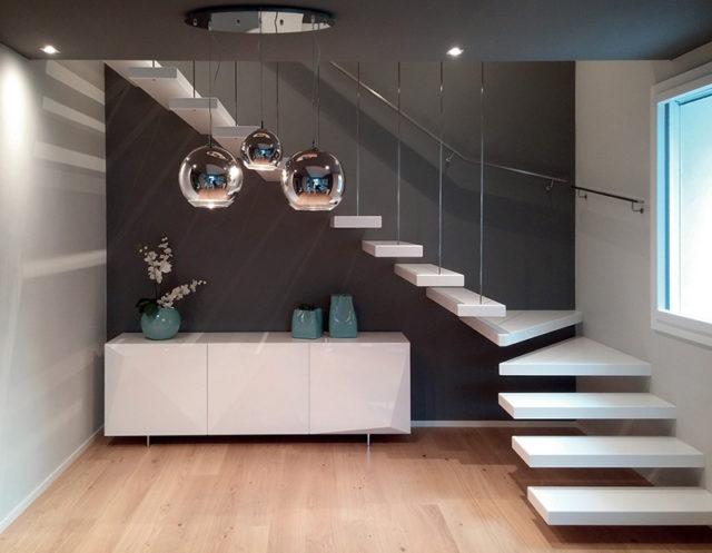 Le nostre scale interne direttamente dalla fabbrica - Disegni di scale interne ...