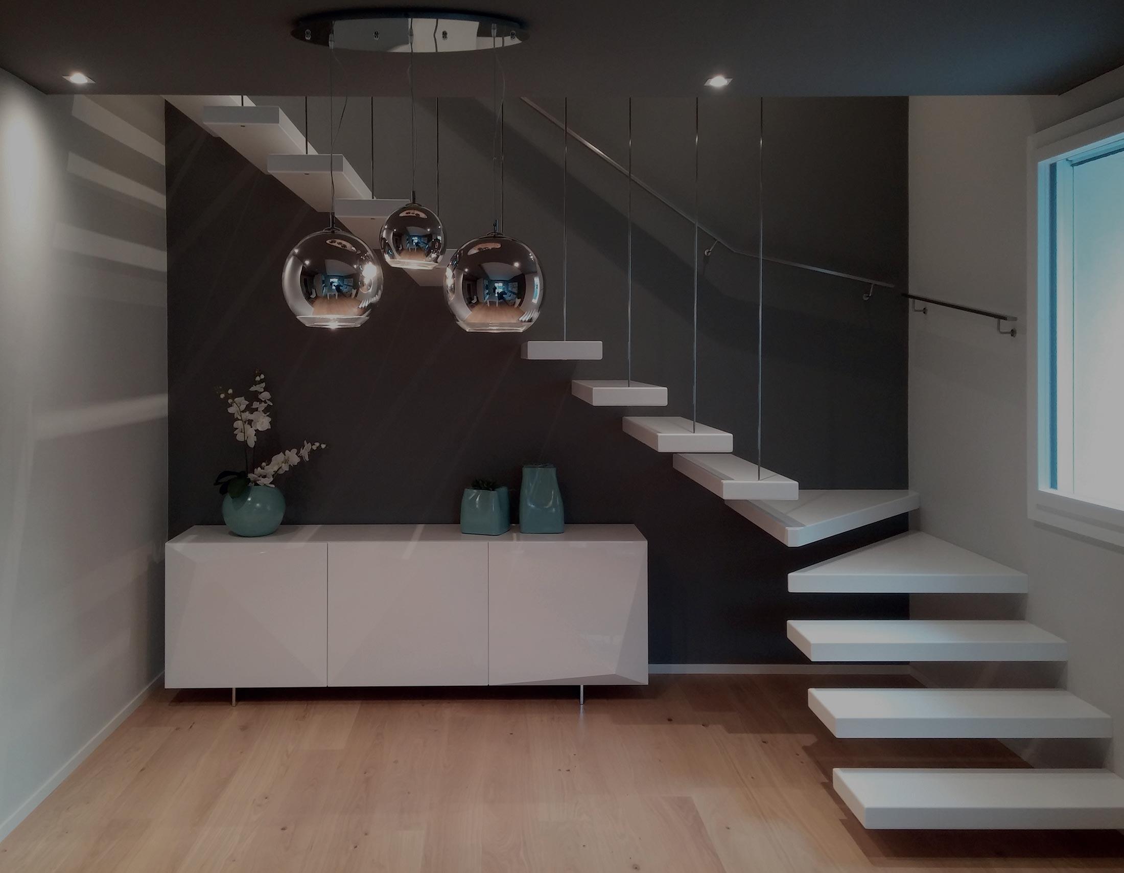 Cerchi scale interne e soppalchi di qualità? Scopri Scale Milano