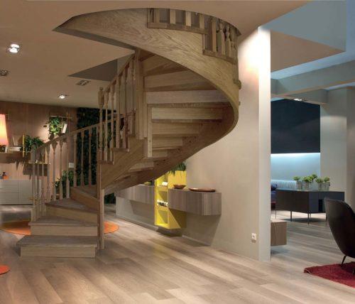 Realizzaziamo scale in legno in tutta italia contattaci gratuitamente - Scale interne in legno ...