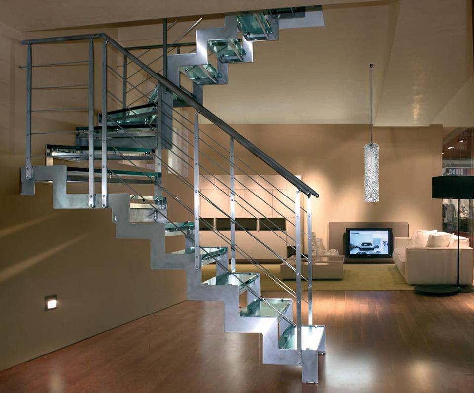 Scale interne scale a chiocciola e scale a u scale milano - Immagini di scale interne ...
