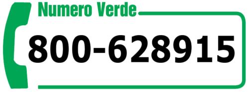 scale verona numero verde