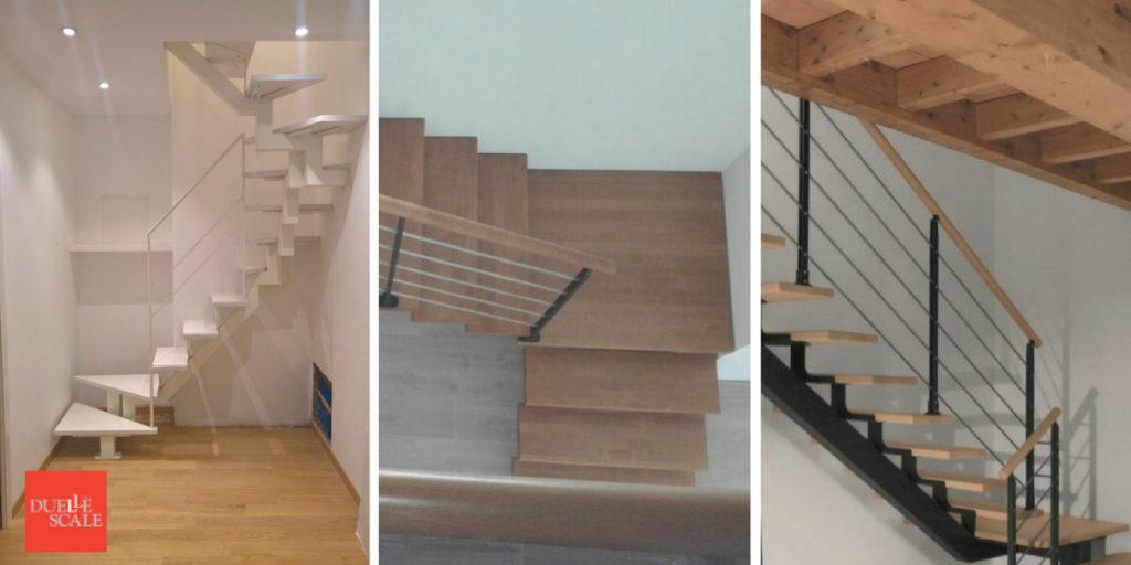 Seurat la scala da interni pi datata ma allo stesso - Ikea scale da interno ...